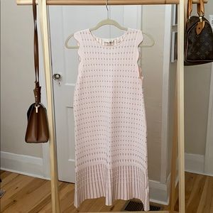 Ted Baker Baby Pink Tea Dress